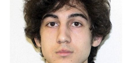 This undated photo released by the FBI on April 19, 2013 shows Dzhokhar Tsarnaev. On Friday, May 15, 2015, Tsarnaev was sentenced to death by lethal injection for the 2013 Boston Marathon terror attack. (AP Photo/FBI, File)