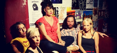 The Julie Ruin will perform at Pitchfork 2015. (Photo courtesy of The Julie Ruin)