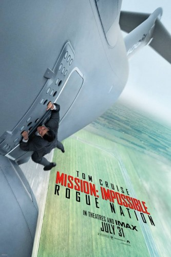 """Mission Impossible: Rogue Nation"" - July 31"
