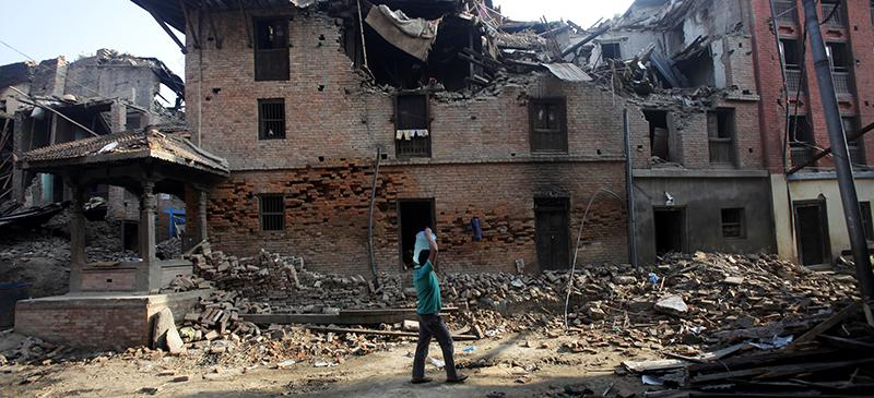 Nepal during deadly earthquake: One Chicagoan's story
