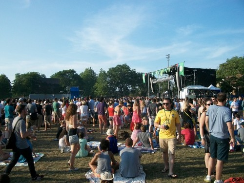 Pitchfork Music Festival returns to Union Park July 17-19. (Creative Commons)