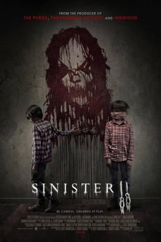 """""""Sinister"""" - Aug. 21"""