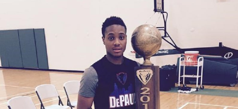 Leitao lands first recruit from the Class of 2016 in Chicagos Devin Gage