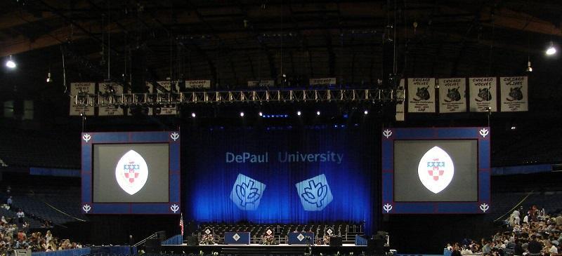 DePaul seniors face graduate school question