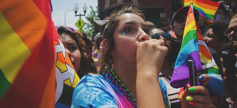 Chicago celebrates love at Pride Parade