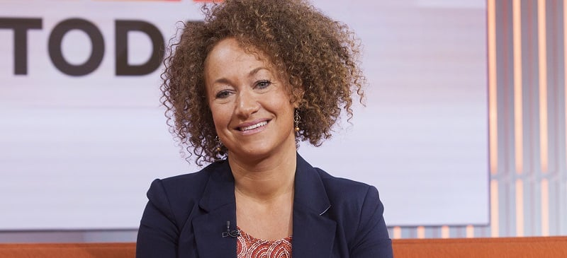 In this image released by NBC News, former NAACP leader Rachel Dolezal appears on the