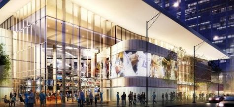 DePaul basketball arena to break ground Monday