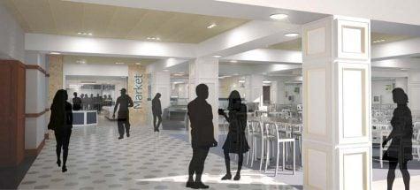 Changes coming to DePaul Loop cafeteria