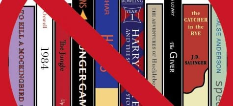 Can't read this: Banned Books Week at DePaul