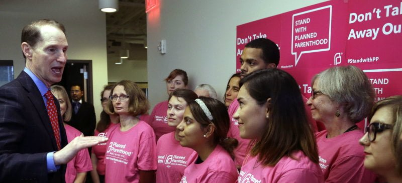 Planned Parenthood funding in peril