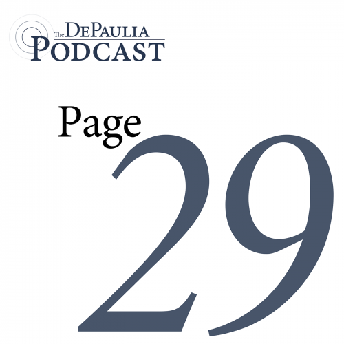 Page 29: Sexual ault at DePaul – The DePaulia