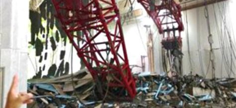 107 dead in crane collapse at Mecca mosque
