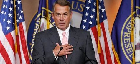 Conservatives rejoice after Boehner resigns as speaker