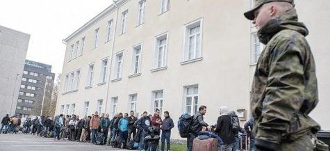 Terminology, ongoing war prevent refugee integration