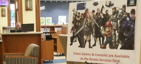Library incorporates video game leasing program
