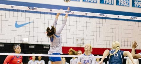 DePaul volleyball's Smith and Coffey form powerful tandem