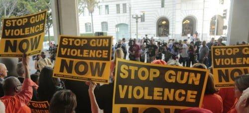 Gun control: America's desperate need for change