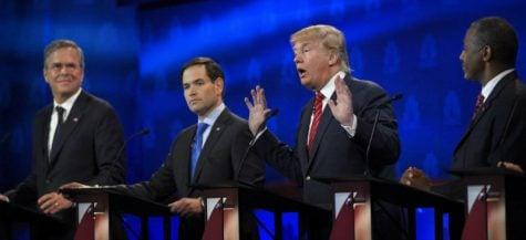 Wednesday night's Republican Presidential debate