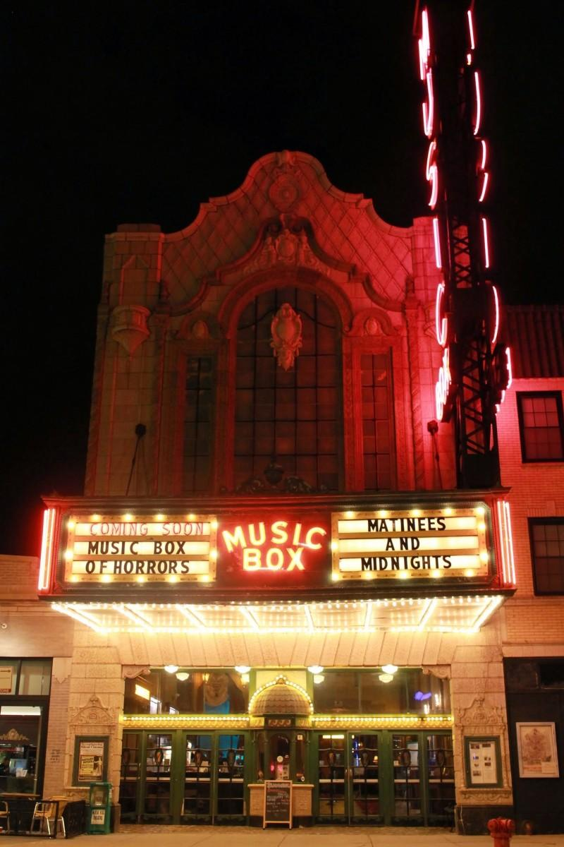 Iconic Chicago Movie Theaters Transform The Film Experience The