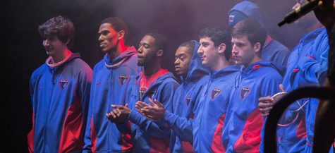 How DePaul athletes balance school, social lives and athletics