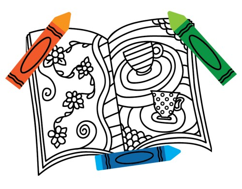 Adult Coloring Books Prove Crayons Aren T Just For Kids