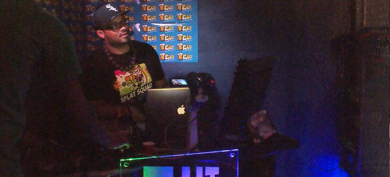 Gaming Under The Influence in Lincoln Park combines booze and video games
