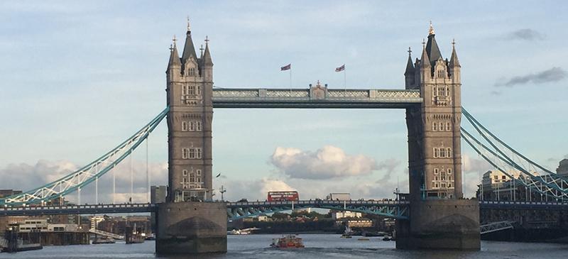 DePaul study abroad: London Calling