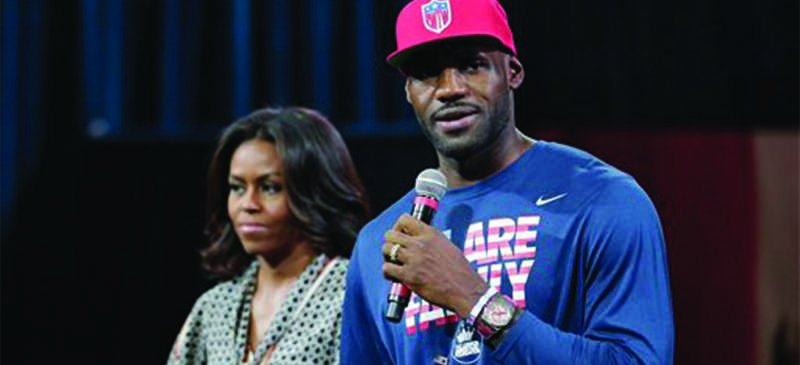 Michelle Obama continues activism with new project