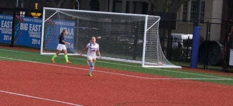 Wyatt breaks DePaul soccer scoring record