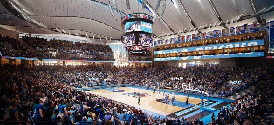 DePaul arena funding makes progress