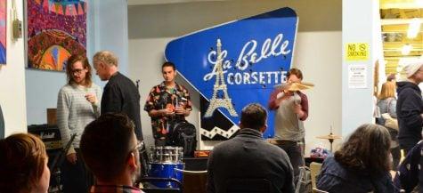 DePaul band embraces unique blues sound