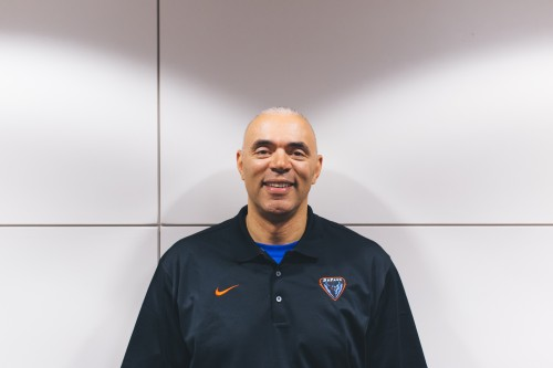 Dave Leitao has a second chance as a head coach, just like Doug Bruno got nearly three decades ago. Bringing him back was a gamble that just might pay off. (Josh Leff / The DePaulia)