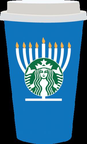 StarbucksCupBlue