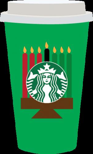 StarbucksCupGreen