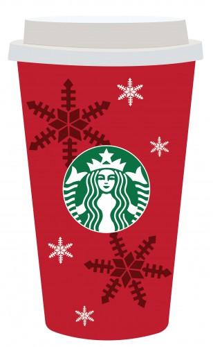 StarbucksCupRed