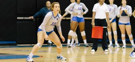 Haley Bueser chooses DePaul volleyball at last minute