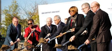 City of Chicago breaks ground on DePaul arena