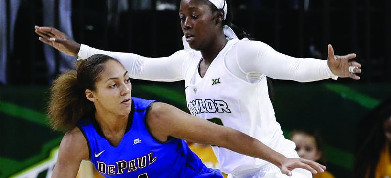 No. 4 Baylor hands DePaul womens basketball first defeat of the season