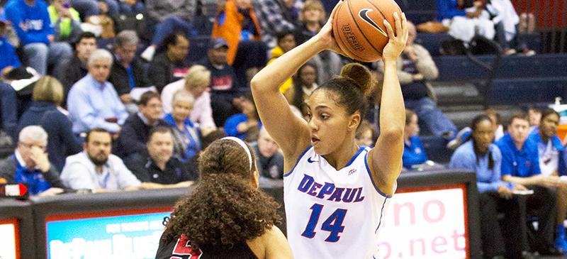 DePaul womens basketball takes on tournament mentality in prep of home opener