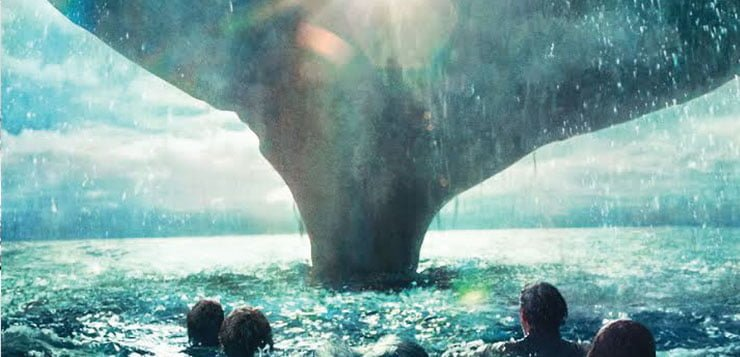 Review: Poor acting wrecks 'In the Heart of the Sea'