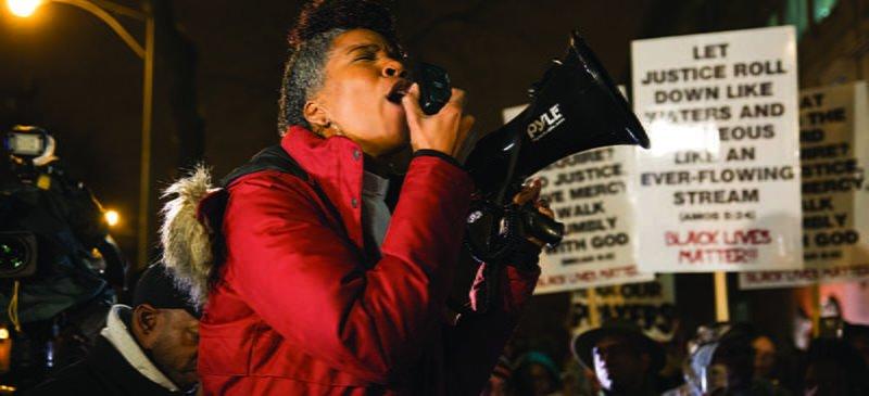 Laquan McDonald remembered at prayer vigil Monday