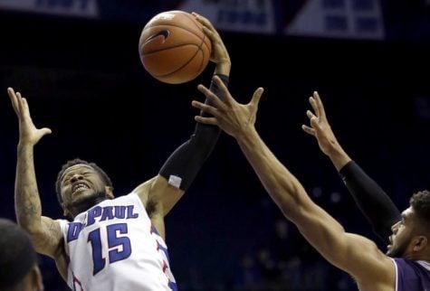 DePaul men's basketball slips focus in overtime loss to Northwestern