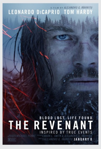 Official movie poster for 'The Revenant' (Photo courtesy of The Revenant Official Movie Site | 20th Century Fox)