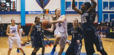 High intensity leads women's basketball