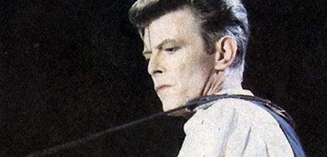 St. Vincent's DeJamz: David Bowie