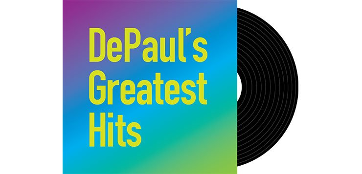 The most renowned bands and musicians to walk through the halls of DePaul