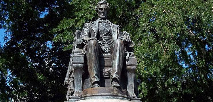Lincoln's lasting impression on Chicago