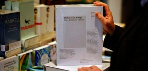 'Mein Kampf' returns to shelves