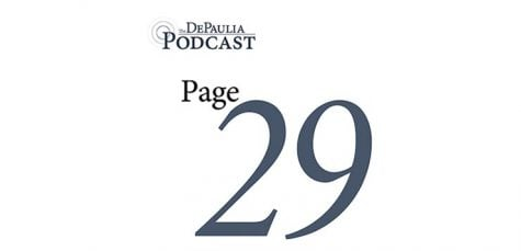 Page 29: DePaul's $43 million budget surplus