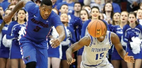 DePaul men's basketball can't overcome Seton Hall in 78-74 loss
